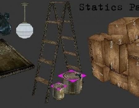 Old stuff (statics pack)