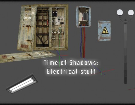 Time of Shadows: electrical stuff