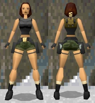 TR1 N-gage Outfit