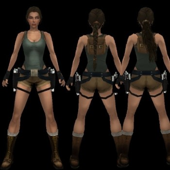 Classic Outfit TR4