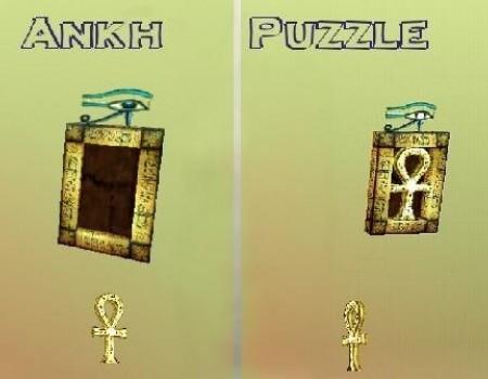 Ankh puzzle