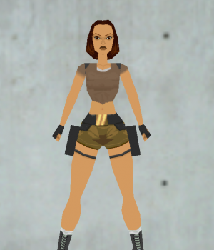 Legend Outfit (TR1 Style)