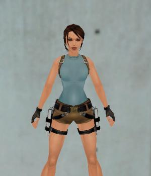 Tomb Raider Legend & Anniversary Mashup