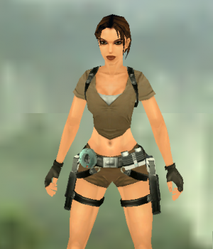 Tomb Raider Legend: Beta Outfit