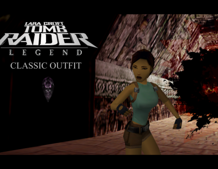 "Tomb Raider Legend Classic Outfit ""alteration"""