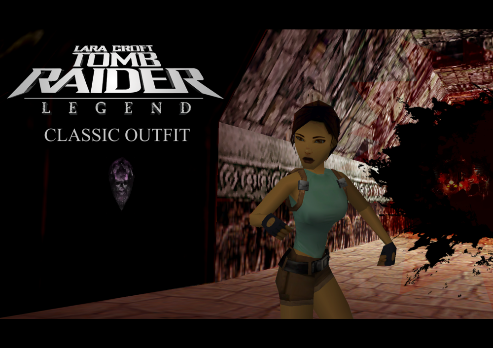 Tomb Raider Legend Classic Outfit Alteration By Bevey Trsearch