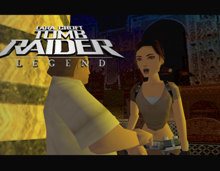 Tomb Raider Legend/The Last Revelation Mashup