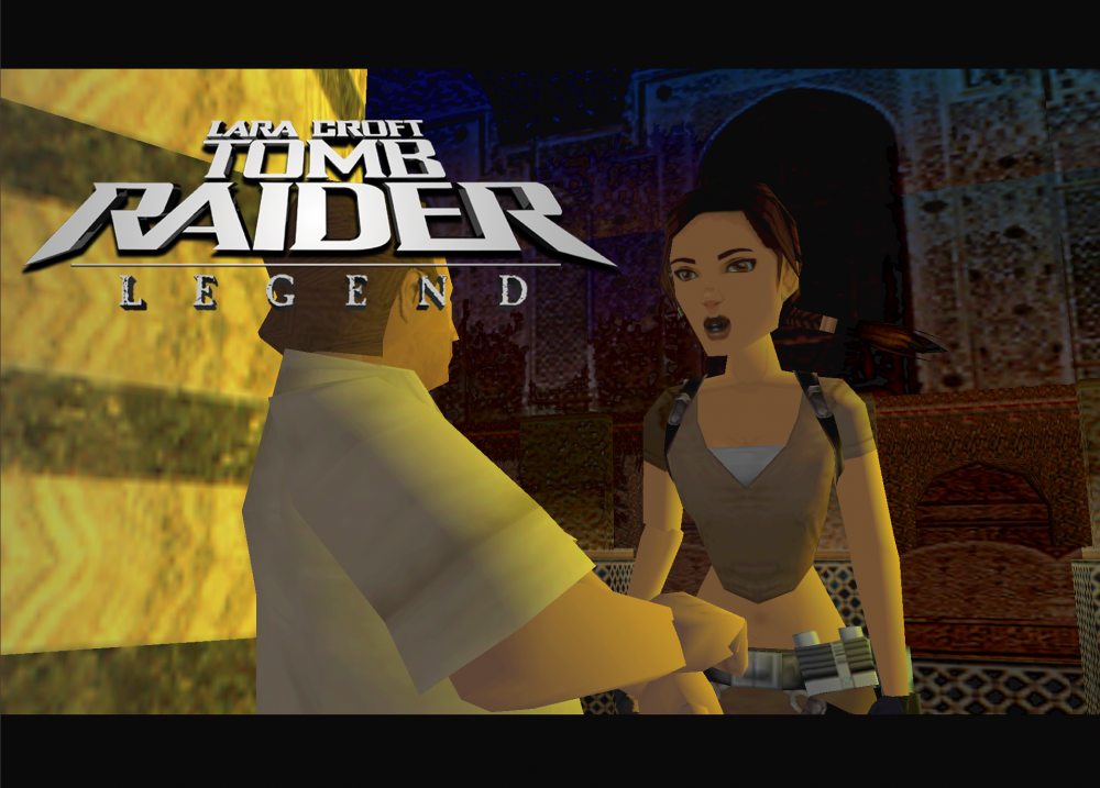 Tomb Raider Legend The Last Revelation Mashup By Bevey Trsearch