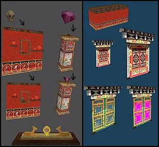 Tibetan Objects