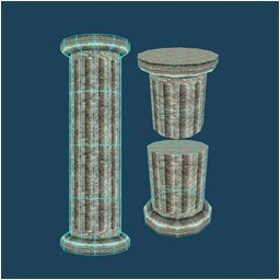 Modulable Columns (Animating and Static)