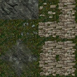 Rock and Grass HD textures
