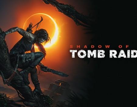 Shadow of the Tomb Raider - Lara Sound Effects