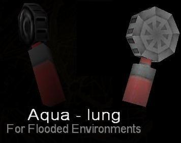 AOD Aqua - lung