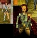 Evil Cyborg Lara
