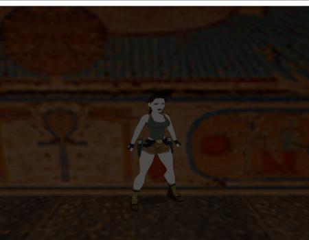 Lara vampire