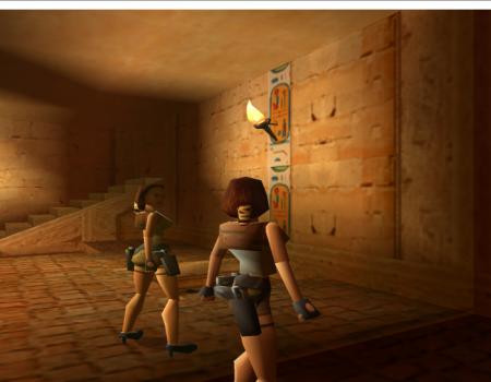 Lara with heels tr1