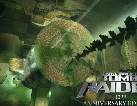 Tomb Raider 10th Anniversary Edition Texture Packs - Part 2: Greece