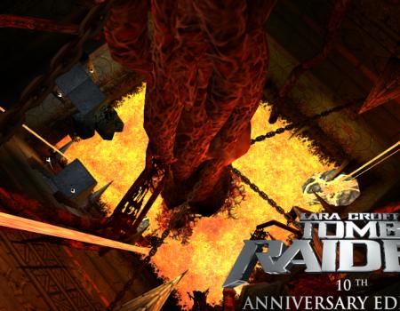 Tomb Raider 10th Anniversary Edition Texture Packs - Part 4: Atlantis