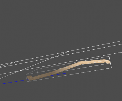 Crowbar Bone and animation