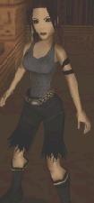 Lara- Gothic Style