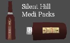 Silent Hill Medi Packs