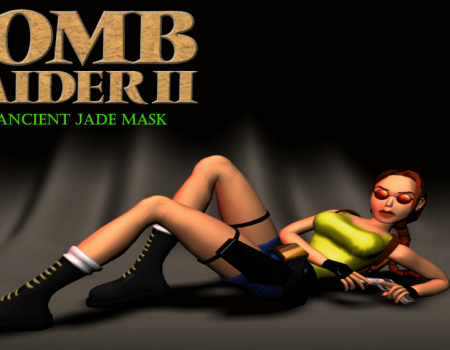 The Ancient Jade Mask texture pack