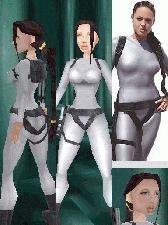 Angelina Jolie wetsuit