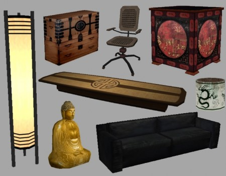 Tokyo Objects (Japan TRL)