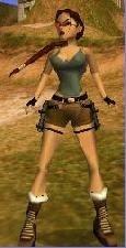 Lady Croft 2004 Ver.1