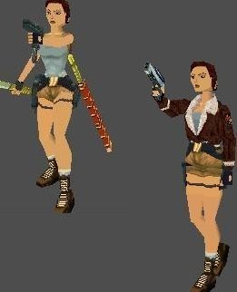 Evil Lara Pack