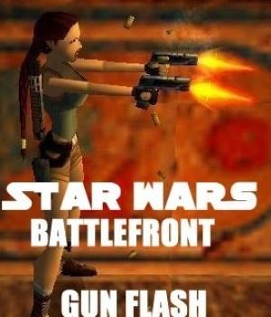 Gun Flash from Star Wars Battlefront