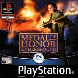 Medal of Honor Underground Sound pack