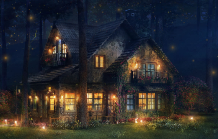 SFX : Cottage at Night
