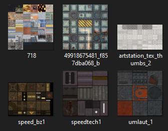 Texture Sheets