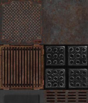 TGA : Base Floor Tiles