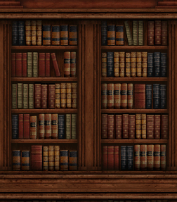 TGA : Bookcases (Harry Potter)