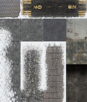 TGA : Concrete