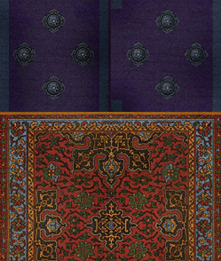 TGA : Rugs (Harry Potter)