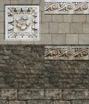 castle textures - 128x128