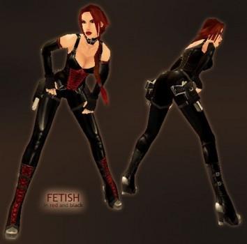 Lara - Fetish (fixed)