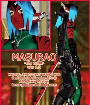 Masurao - City Outfit