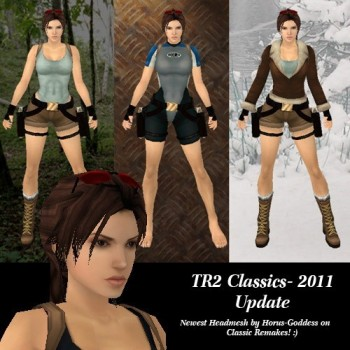 New TR2 Classic Remakes