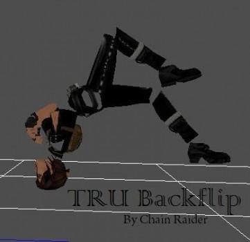 TRU Styled Backflip