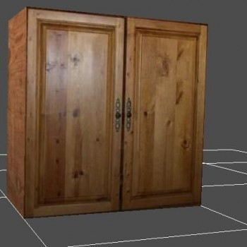 Custom Croft manor Cabinet