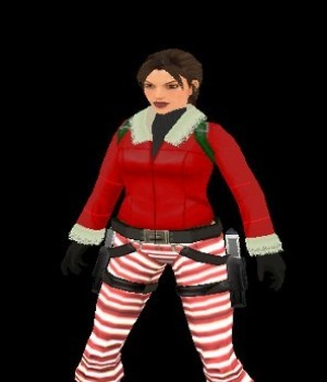 X-mas outfit (Edited version of PoYu's Winter outfit)