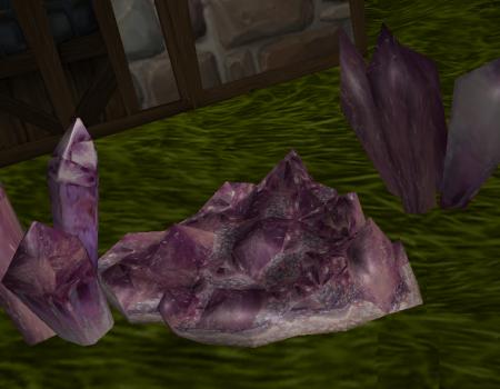 Amethyst stones (UPDATE)