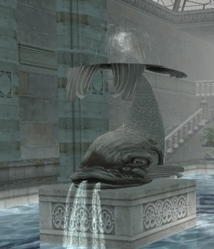 A Statue Fish inspered from TRL