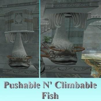 Pushable N' Column Fish as TRL