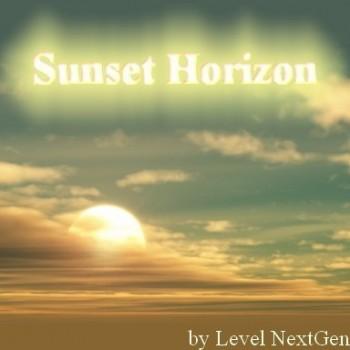 Sunset Horizon (Steampunk Style)