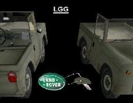 Land Rover (green)